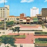 Praça do Ferreira - 1969 - Fortaleza