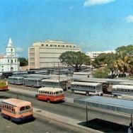 Praça Jose de Alencar - Anos 1960 - Fortaleza