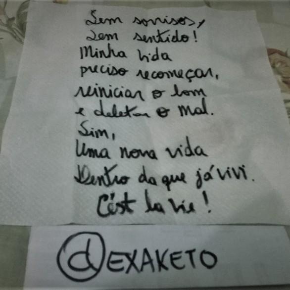 Poema no Guardanapo - Dexaketo (4)