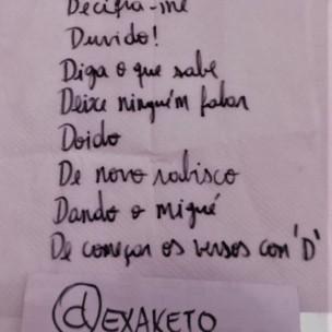 Poema no Guardanapo - Dexaketo (9)