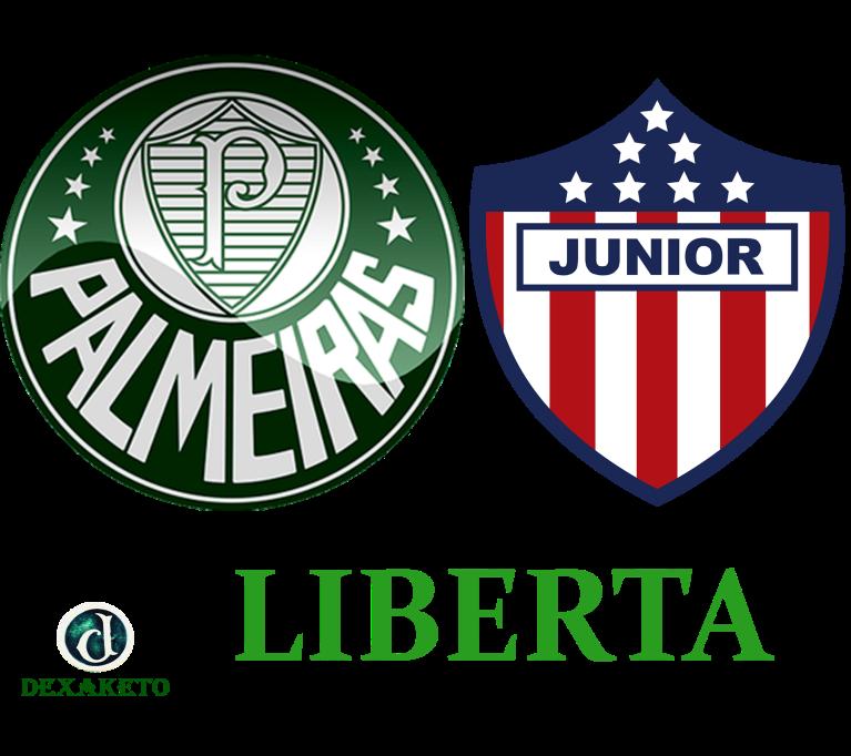 Palmeiras X Junior - Libertadores 2018 - Dexaketo