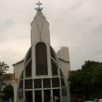 Igreja de Fátima - Bairro de Fátima - Fortaleza - Dexaketo