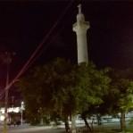 Monumento ao Cristo Rei - De Noite - Centro - Fortaleza - Dexaketo