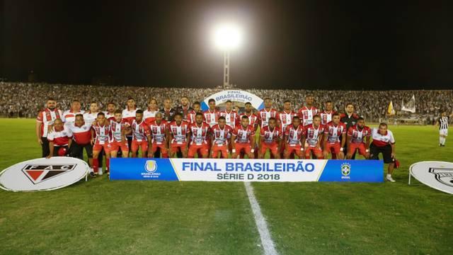 Ferroviário Campeão - Brasileirão Série D 2018