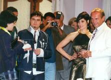 Um Anjo Caiu do Ceu - Lulu, Paulinho, Laila e Tarso