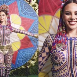 Catriona Gray - National Costume - Miss Universe 2018