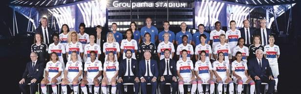 Lyon Womens