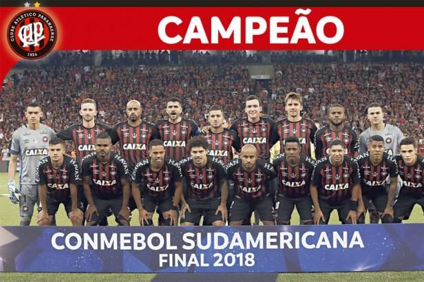 Paranaense Campeão Sul-Americana 2018