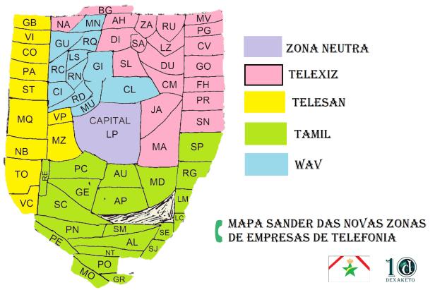 mapa telefonia - sanders - dexaketo