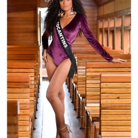 Alessandra de Almeida - Miss Tocantins 2019