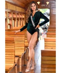 Anna Carolina Azevedo - Miss Maranhão 2019