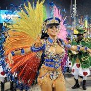 Carol Marins - Rainha - Paraíso do Tuiuti 2019