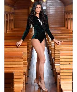 Dagmara da Silva - Miss Piaui 2019
