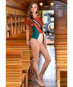 Djenifer Frey - Miss Paraná 2019