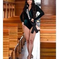 Hunaide Horitham dos Santos - Miss Rondonia 2019