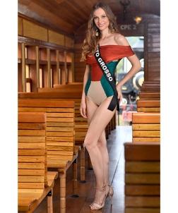 Ingrid Santin - Miss Mato Grosso 2019