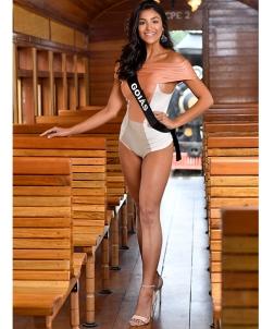Isadora Rocha - Miss Goias 2019