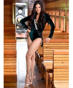 Kennya de Araujo - Miss Paraiba 2019
