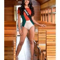 Liliane Natiele - Miss Bahia 2019