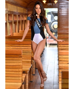 Luana Carvalho - Miss Ceará 2019