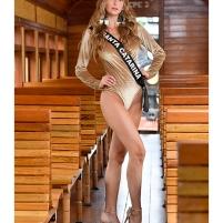 Patricia Marafon - Miss Santa Catarina 2019