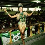 Quiteria Chagas - Rainha - Império Serrano 2019