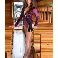 Raíssa de Souza - Miss Alagoas 2019